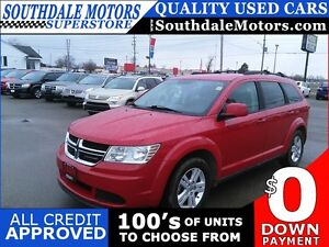 2012 DODGE JOURNEY AMERICAN VALUE PACKAGE