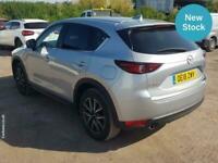 2018 Mazda CX-5 2.2d Sport Nav 5dr Auto - SUV 5 Seats ESTATE Diesel Automatic