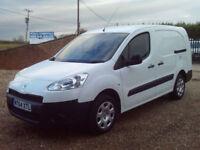 Peugeot Partner 1.6HDi ( 92 ) Crew Van S L2 LWB