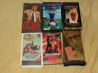 Various VHS – English soundtrack
