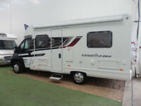 SWIFT LIFESTYLE 664 / LOW PROFILE / 4 BERTH / AIR CON / SORRY NOW SOLD