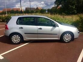 58 plate Volkswagen Golf 1.9TDI BlueMotion Tech
