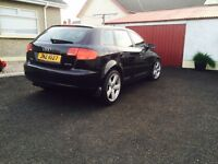 Audi A3 sport back special edition 2006