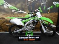 Kawasaki KXF 450 Motocross bike Very clean example Must see