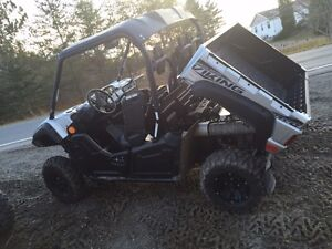 2015 Yamaha Viking SE, free 4500lb winch included!