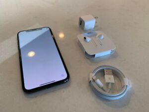 iPhoneX 256 GB - Space Grey - Unlocked in Perfect Condition