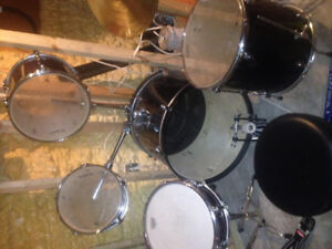Drum set $300 or bo