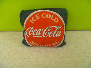 Coca Cola Cushion
