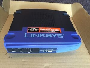 Linksys Firewall Router