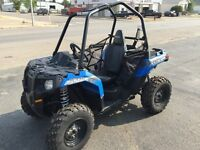 2015 Polaris ACE 570 Voodoo Blue Demo Unit Only $7500 @ New Age