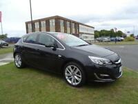 2012 Vauxhall Astra 1.6 i VVT 16v SRi 5dr