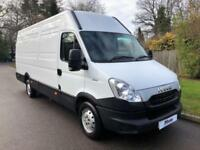 2013 63 IVECO-FORD DAILY 2.3 35S13V LWB HIGH ROOF * EXCELLENT CONDITION DIESEL