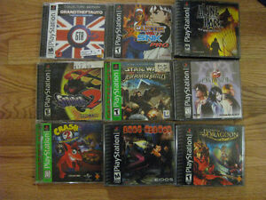 Playstation Games (PS1) Cambridge Kitchener Area image 4