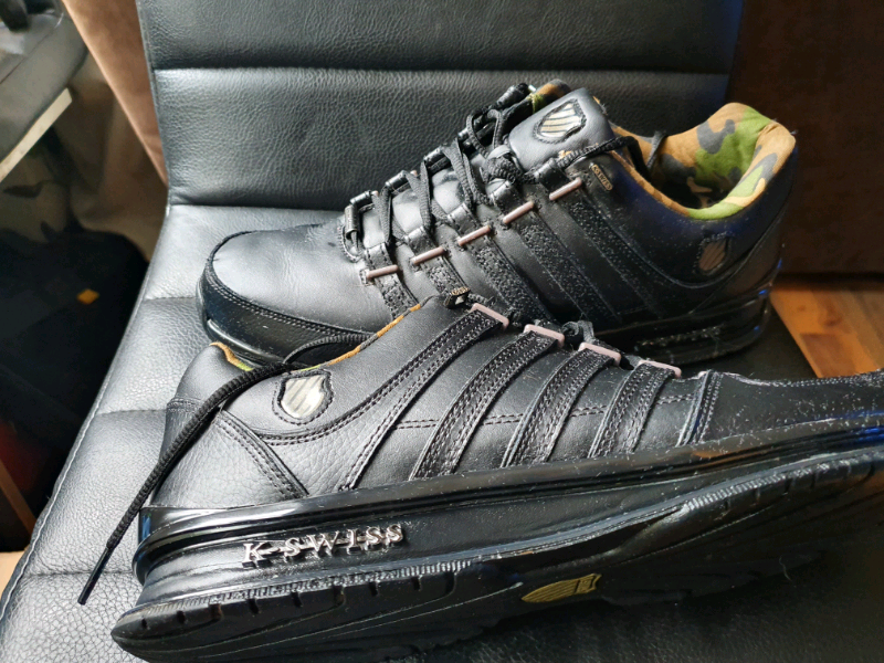 new product ed642 35666 Size 11 k swiss mens trainers for sale   in Coventry, West Midlands    Gumtree