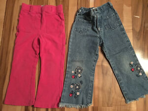 2t girl lot (24 pieces)