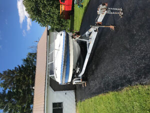 20 ft Wellcraft project boat, NO TRAILER