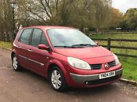 Renault Scenic 1.6 VVT 115 Expression 2004