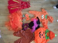 Halloween childrens costumes