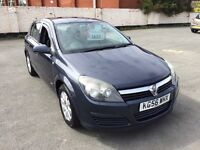 2006 56 Astra Club 1.4 low mileage full history