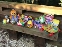 MASSIVE EARLY YEARS/BABY TOY BUNDLE