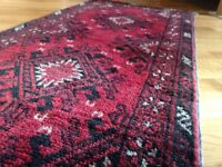 Afghan Rug/Runner - Perfect Condition