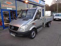 2010 MERCEDES SPRINTER 313 CDI MWB 11FT TIPPER TIPPER DIESEL
