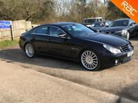 Mercedes-Benz CLS55 AMG 5.5 auto 2005, 55 AMG. 90.000 MILES, SERVICE HISTORY