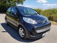 Peugeot 107 1.0 12v Verve
