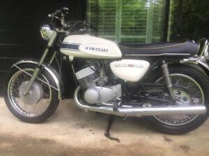 1969 Kawasaki H1 500