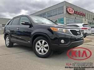 2011 Kia Sorento LX | AWD | V6 | 7-Seater | AS-IS