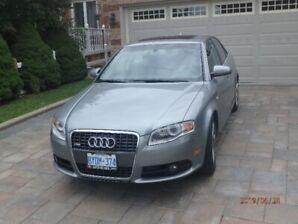 2008 Audi A4 S-Line Quattro - Fully Loaded - $8,200