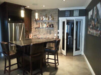 JRS Contracting - Designs, Cabinetry, Custom Millwork, Finishing