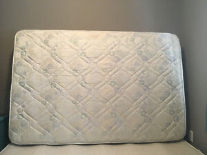 Mattress/box spring/ frame