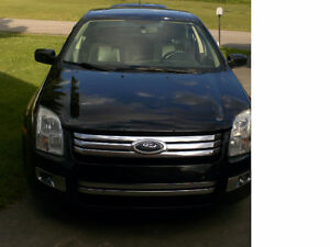 2007 Ford Fusion ,sel ,4x4