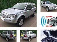 2008 Land Rover Freelander 2 2.2 TD4 GS 5dr