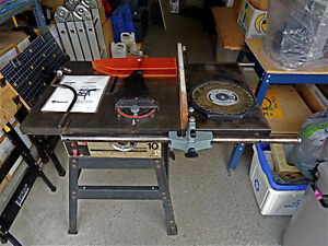 "ROCKWELL BEAVER 10"" TABLE SAW MODEL 34090A"