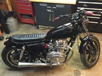 One of a kind Custom XS650 - Must be seen and heard