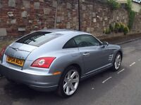 Chrysler Crossfire 3.2 £2600