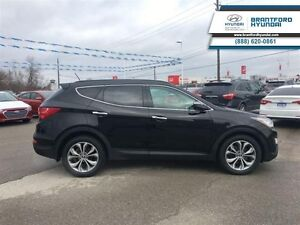 2014 Hyundai Santa Fe Sport 2.0T | LEATHER | AWD | SUNROOF | BAC