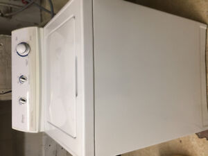 Washer, drier and chest freezer for sale