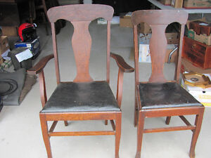 Wood Dining chairs