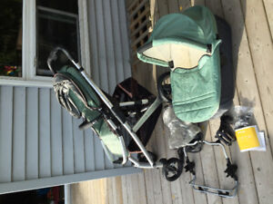 UppaBaby Stroller, Bassinet & Accessories