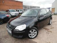 VW POLO MATCH 1.2 PETROL 3 DOOR HATCHBACK