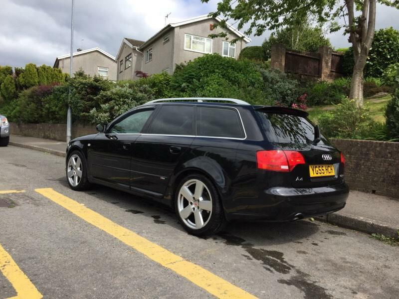 audi a4 avant s line 3 0l v6 quattro 2005 in canton. Black Bedroom Furniture Sets. Home Design Ideas
