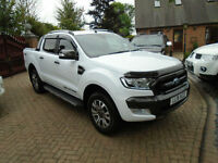 2016 Ford Ranger 3.2TDCi ( 200PS ) 4x4 Auto Wildtrak 16000 MILES NO VAT