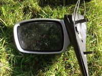 Ford Fiesta wing mirrors pair
