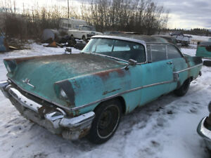 1956 mercury custom 2 dr (Gibbons,Alta)