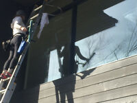Professional Window Cleaning - INSURED LIABILITY & WSIB