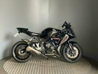 Honda CBR 1000 RR Fireblade Black Edition 2017 with 6698 miles