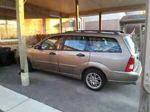 2005 Ford Focus Wagon ZXW for sale